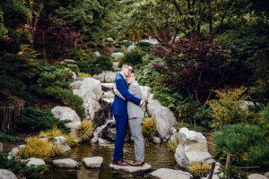 The Japanese Friendship Garden weddings
