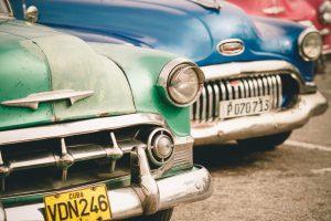 Cuba street photography session