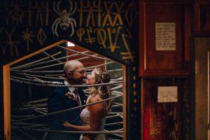 The New Children's Museum San Diego Wedding photographer