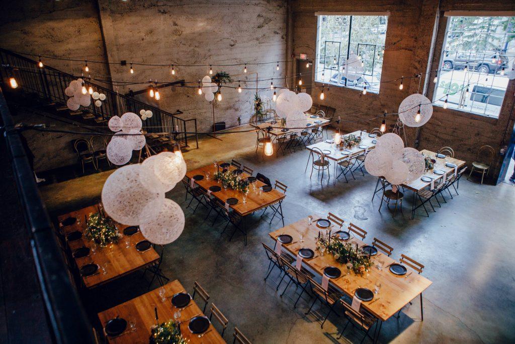 Luce loft wedding venue