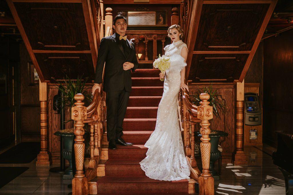 Horton Grand hotel wedding