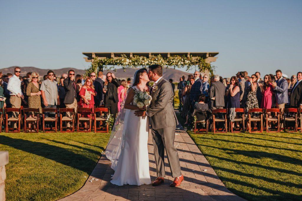 Ponte Winery & Vineyard Inn weddings