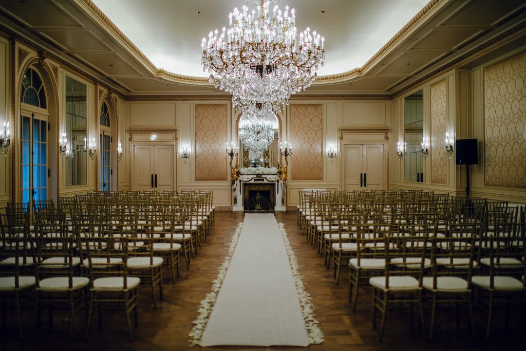Westgate hotel wedding venue