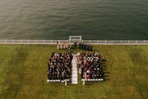 Coronado Cays Yacht Club wedding