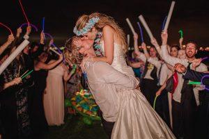 Best wedding send off idea